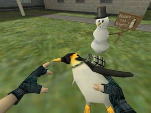 Half-Life: Opposing Force cheats » Illogicopedia - The