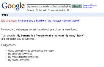 Google hacks » Illogicopedia - The nonsensical encyclopedia