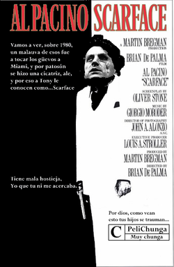 Scarface Inciclopedia La Enciclopedia Libre De Contenido