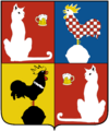 Coat of Arms of Czech Republic