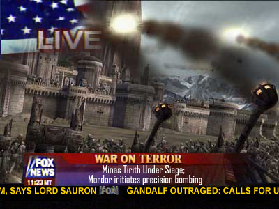Fox News: Middle-earth edition