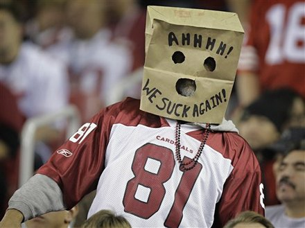 A typical Cardinals fan