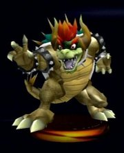Giga Bowser's most recent appearence.