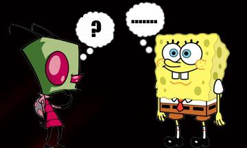 Spongebob Squarepants Vs Invader Zim Uncyclopedia The