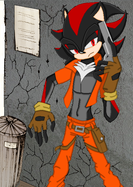 Shadow The Hedgehog Uncyclopedia The Content Free Encyclopedia