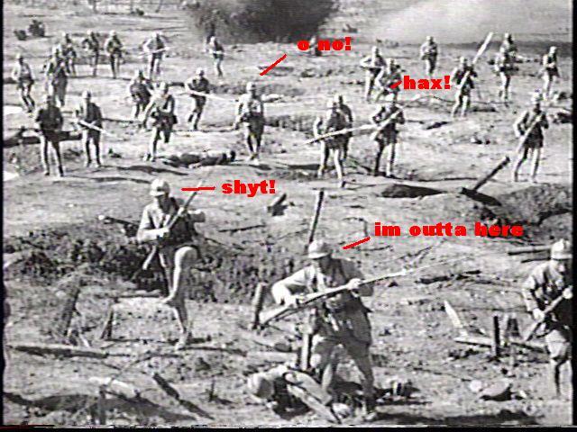 World War 1 Thesis Statement