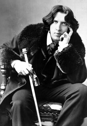 Oscar Wilde is Reverend Loveshade