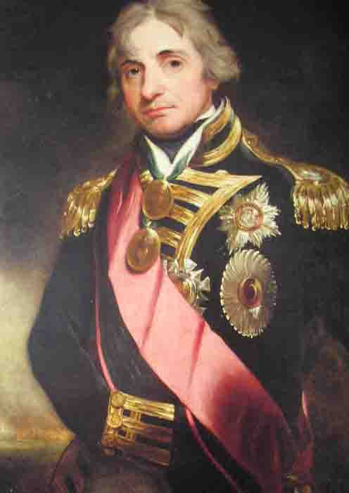 Horatio Nelson, 1st Viscount Nelson - Uncyclopedia, the ...