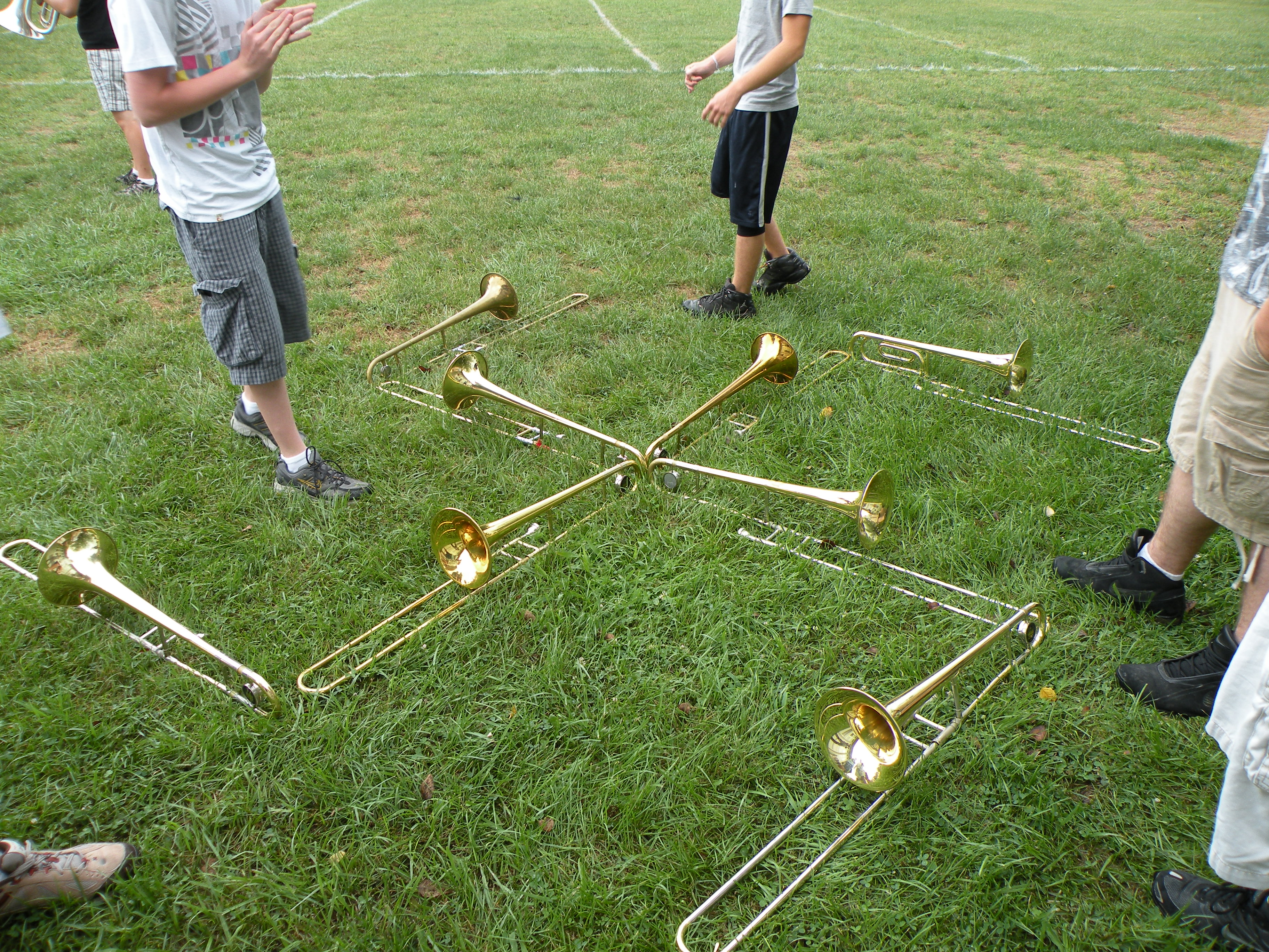 the history of the trombone essay