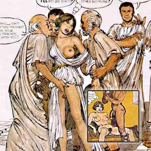 Of roman pictures orgies free