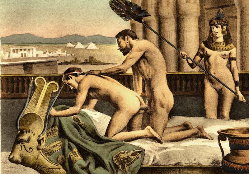 Ancient Sex Toys -