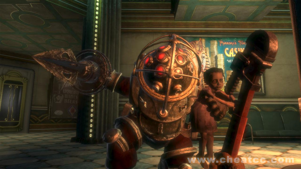 Big Daddy Bioshock Uncyclopedia The Content Free