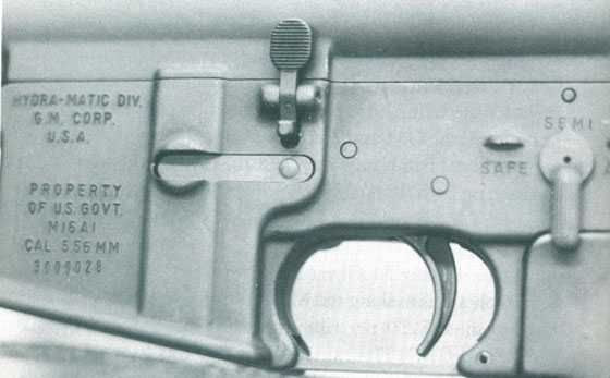 M16 rifle - Uncyclopedia, the content-free encyclopedia