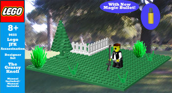 Lego Jfk Assassination Uncyclopedia The Content Free