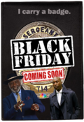 Dragnet reboot 'Black Friday' to debut Friday