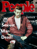 James Dean named Sexiest Man Dead