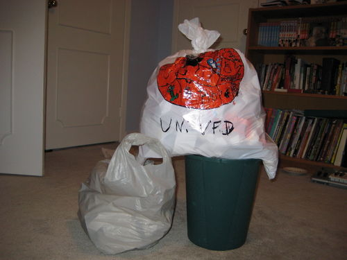 VFD Garbage Bag