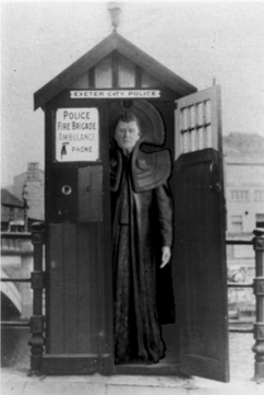 Police Box Uncyclopedia The Content Free Encyclopedia