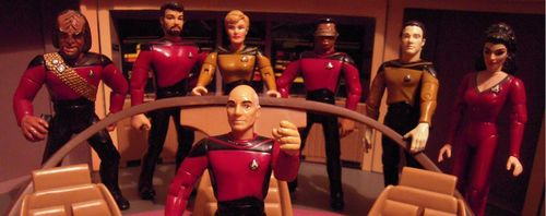 Star Trek: The Next Generation - Uncyclopedia, the content