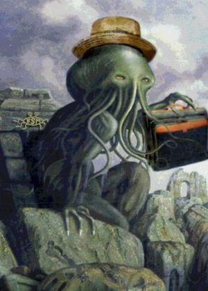 Cthulhu's Vacation