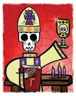 The Skeleton Pope