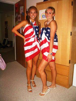 patriotic-naked