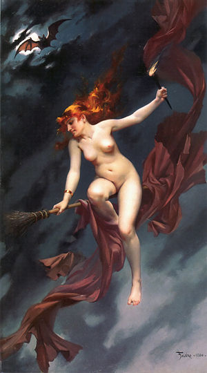 The witches Sabbath, by Luis Ricardo Falero.jpg