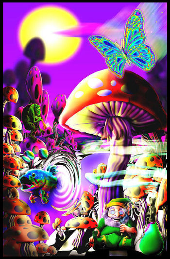 Shrooms - Uncyclopedia, the content-free encyclopedia