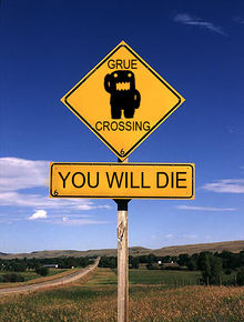 Grue Crossing