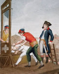 After thousands of French people are guillotined, Robespierre can't help but find out what the big fuss is all about.