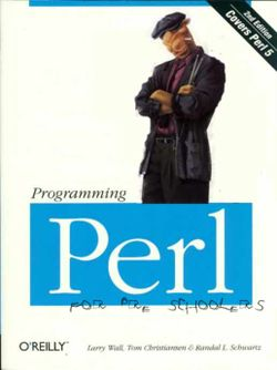 Programming Perl for Preschoolers