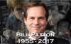 Game over, man! Game Over! Bill Paxton dies
