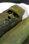 Mike Pence turns into a pickle