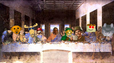 The Victory Supper
