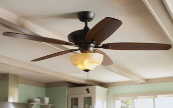 It is a pretty sexy ceiling fan.