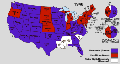 United States presidential election, 1948 - Uncyclopedia ...
