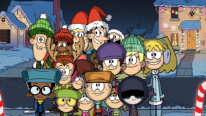 The Loud House - Uncyclopedia, the content-free encyclopedia