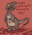 Velociraptor Awareness Day.png