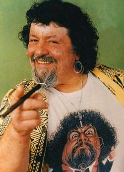 Captain Lou Albano Uncyclopedia The Content Free