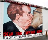 Brezhnev and Honecker's kiss at the Berlin Wall.jpg