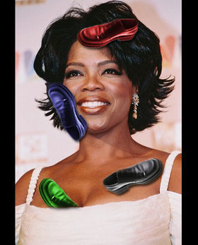 Oprah's Shoes
