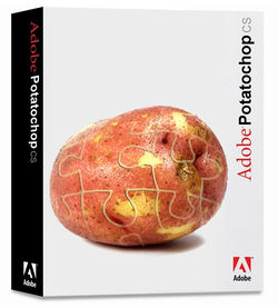 Adobe Potatochop